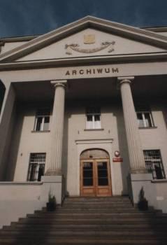 Archiwum Państwowe w Przemyślu - budynek